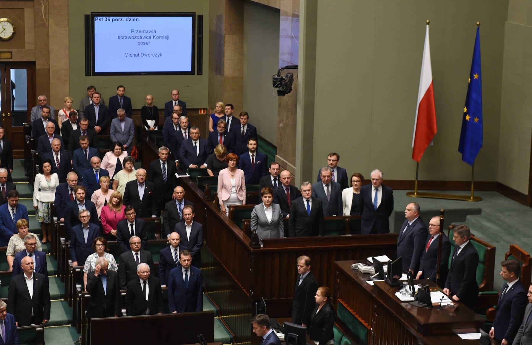 Rząd, PiS, Sejm