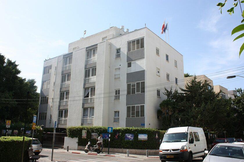 Polska ambasada w Tel Awiwie