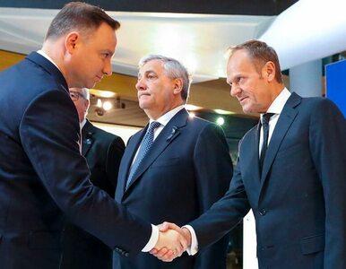 Sondaż prezydencki. Donald Tusk znacząco przegrywa z Andrzejem Dudą