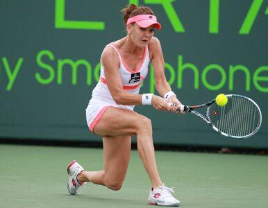 Agnieszka Radwańska awansowała do półfinału turnieju w Miami!
