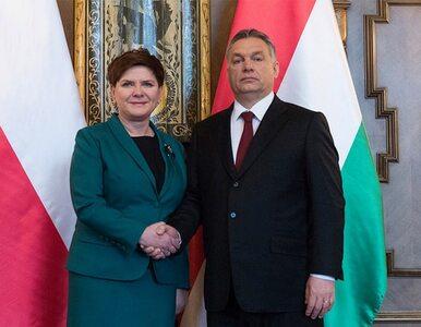 Spotkanie Orban-Szydło. Będzie wspólne stanowisko ws. kryzysu...