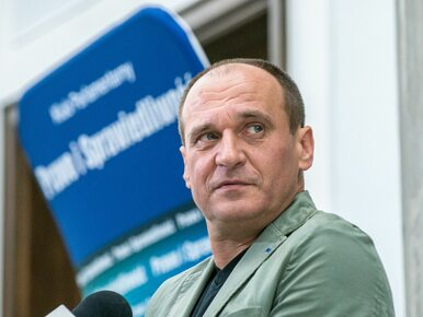 Paweł Kukiz: Posłowie PiS składają moim posłom propozycje korupcyjne