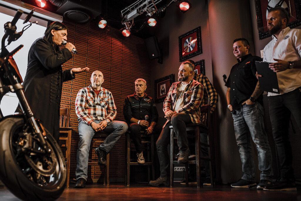 Premiera Harley-Davidson LiveWire w Polsce Premiera Harley-Davidson LiveWire odbyła się w Warszawie.