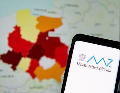 Raport Ministerstwa Zdrowia: 265 nowych zakażeń koronawirusem