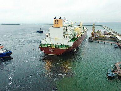 Gaz skroplony z USA popłynie do Polski. PGNiG ma dwie umowy