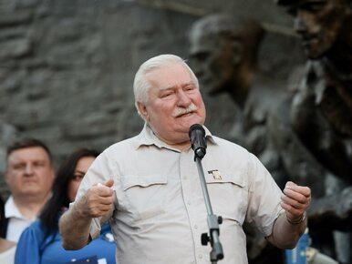 Lech Wałęsa do Pokojowej Nagrody Nobla zgłosił kandydata z Ukrainy