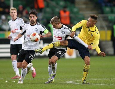 Legia zostanie najgorszym uczestnikiem Ligi Europejskiej w historii?