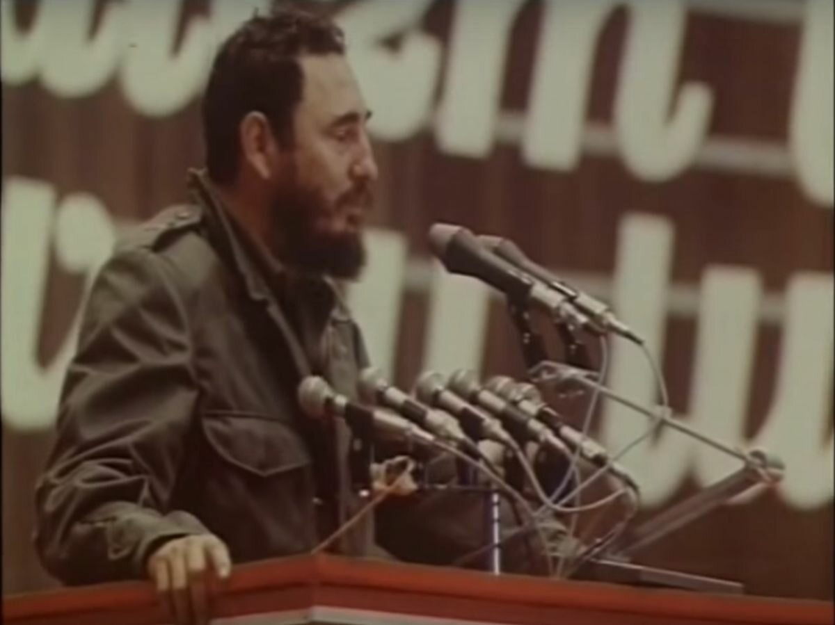 Fidel Castro zaprzecza pogłoskom o złym stanie zdrowia