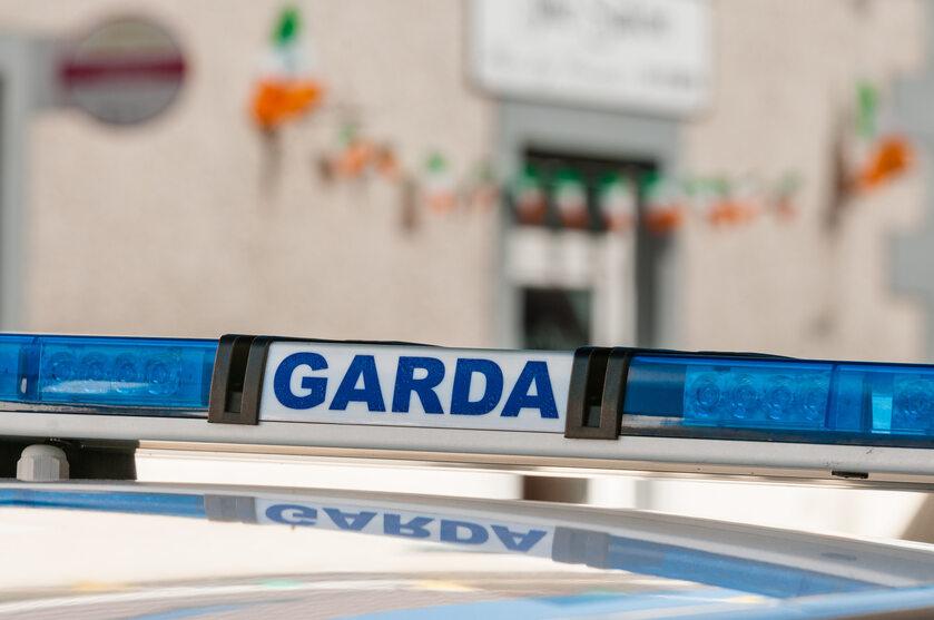 Irlandzka policja, zdjęcie ilustracyjne