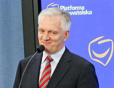 Gowin: Tusk musi wypracować nową koncepcję Platformy