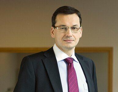 Morawiecki: Wydatkowanie 9 mld euro w ramach środków UE zagrożone