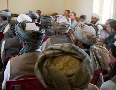 """Protest afgańskich rolników. """"Śmierć Stanom Zjednoczonym!"""""""