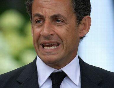 Sędziowie Sarkozy'ego zastraszani