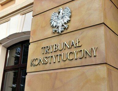 Kłopoty 2 sędziów TK. Oskarżenia o oszustwa i uchylanie się od...