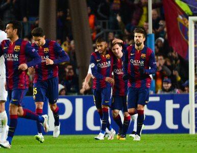 LM: Barcelona pokonała PSG i wygrała grupę