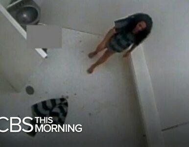 Kobieta miała epizod psychotyczny, zamknięto ją w areszcie, gdzie...