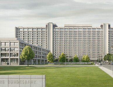 Bundesbank sprzeciwia się polityce Europejskiego Banku Centralnego