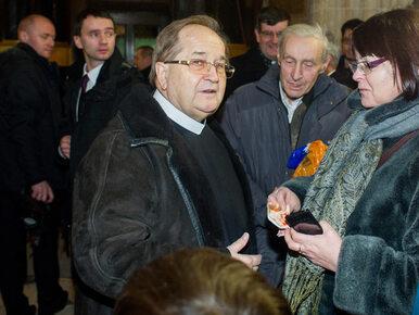 Nie prymas, nie przewodniczący KEP. Szyszko: Duchowym przywódcą Polski...