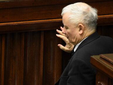 """Jarosław Kaczyński znów odwiedził Wojskowy Instytut Medyczny. """"Fakt""""..."""