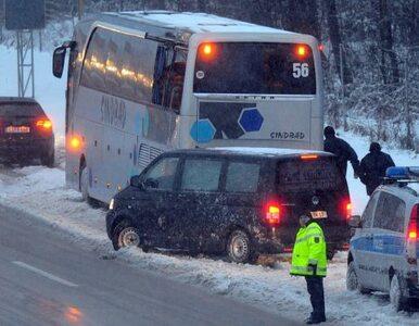 Wypadek polskiego autobusu w Saksonii. Jedna osoba nie żyje