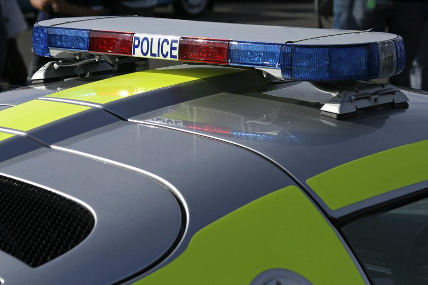 Policja Wielka Brytania
