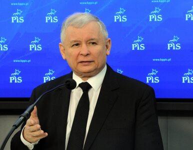 Kaczyński o budżecie: niesprawiedliwy, bez idei, na miarę rządu