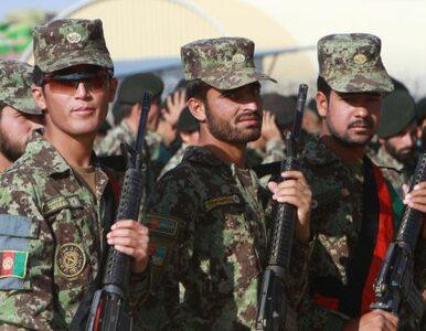 Afgański komendant policji zaprosił żołnierzy USA na kolację, by ich zabić