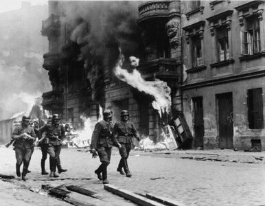 Komorowski: gett było wiele, powstania tylko w Polsce