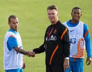 Sneijder kapitanem Holendrów
