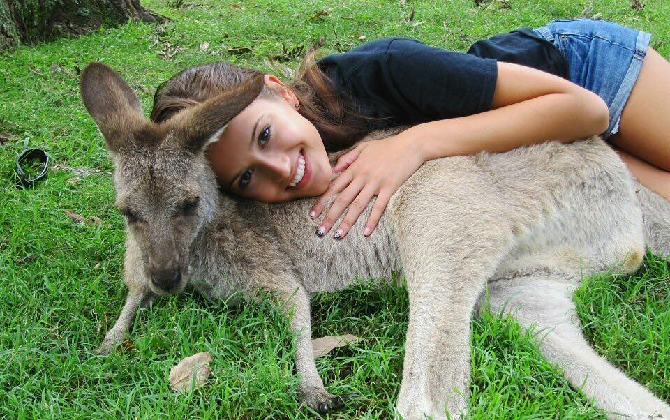 Lexie Alford w Australii