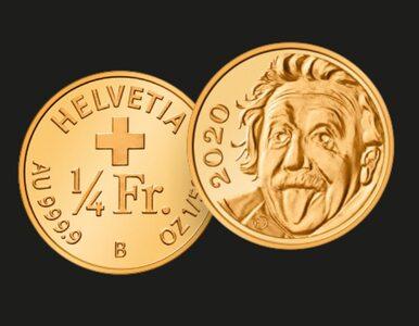 Oto najmniejsza złota moneta na świecie. Ma niecałe 3 mm średnicy
