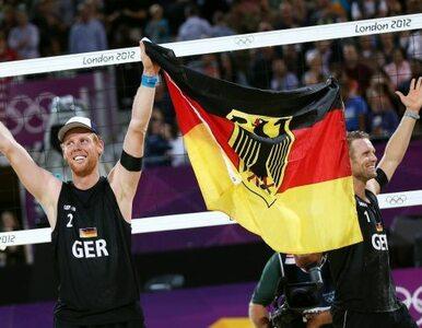 Siatkówka plażowa: Niemcy wygrali pojedynek o złoto