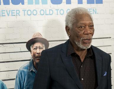 Osiem kobiet oskarżyło Morgana Freemana o molestowanie seksualne