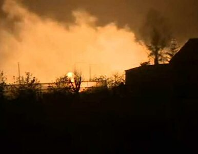 Świadkowie wybuchu gazociągu: Wydawało się, że koniec świata idzie