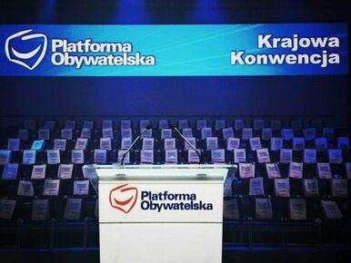 NA ŻYWO: Konwencja Platformy Obywatelskiej. Schetyna zaprezentuje plan...