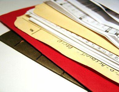 Dokumenty z szafy Kiszczaka fałszywe? IPN wszczyna śledztwo ws....