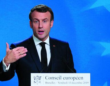 """""""Jesteśmy na wojnie zdrowotnej"""". Prezydent Francji ogłasza radykalne kroki"""