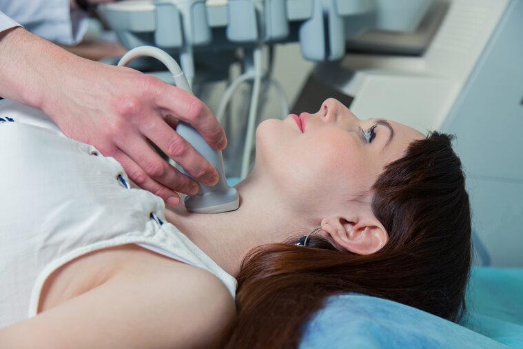 Badanie ultrasonograficzne (USG) tarczycy