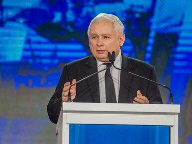 """Jarosław Kaczyński o odrzuceniu referendum. """"To byłoby później..."""