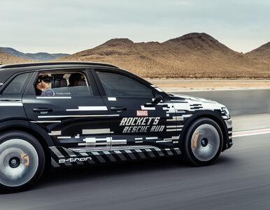 Audi pokazuje okulary VR dla pasażerów. Mogą się przenieść do statku...