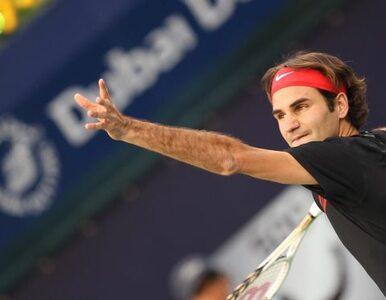 Federer i Murray w półfinale turnieju ATP w Dubaju