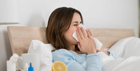 QUIZ: Ile wiesz o grypie?