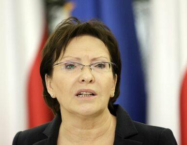 Kopacz: Proszę prezydenta, by to on reprezentował Polskę na szczycie UE