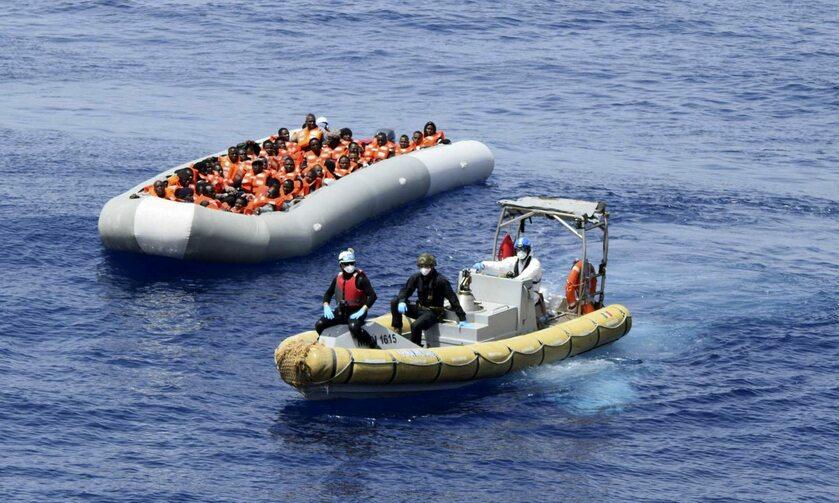 Uchodźcy próbujący dostać się do Europy (zdj. ilustracyjne)
