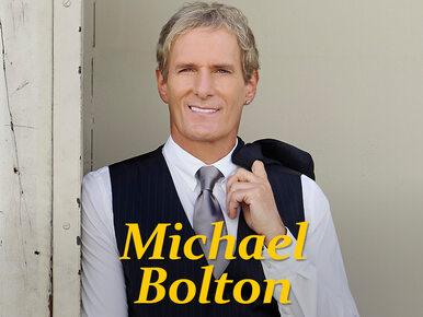 Michael Bolton – twórca najpiękniejszych ballad wystąpi w Polsce