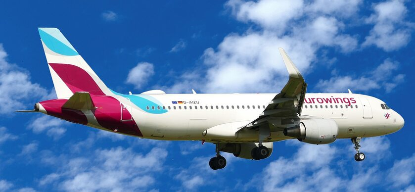 Samolot Eurowings