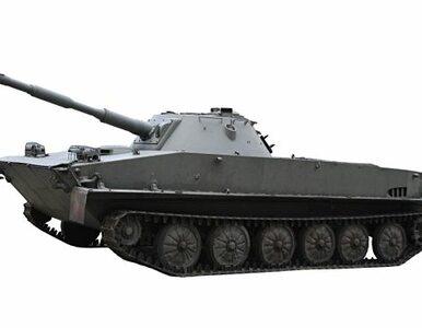 Batalion czołgów przekroczył Odrę