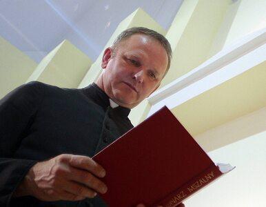 Prof. Wójtowicz: ks. Lemański ma coraz mniej argumentów
