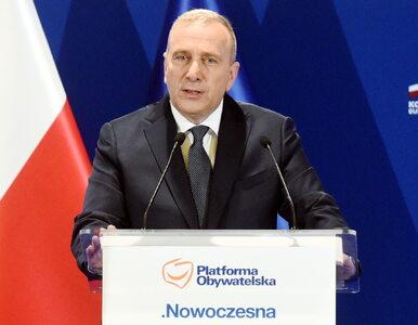 """Schetyna chce rozmawiać z Kaczyńskim. """"Nawet o sporcie"""""""