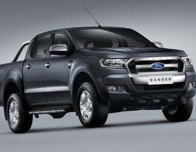 Marzycie o pickupie? Ford wprowadza Rangera do Europy